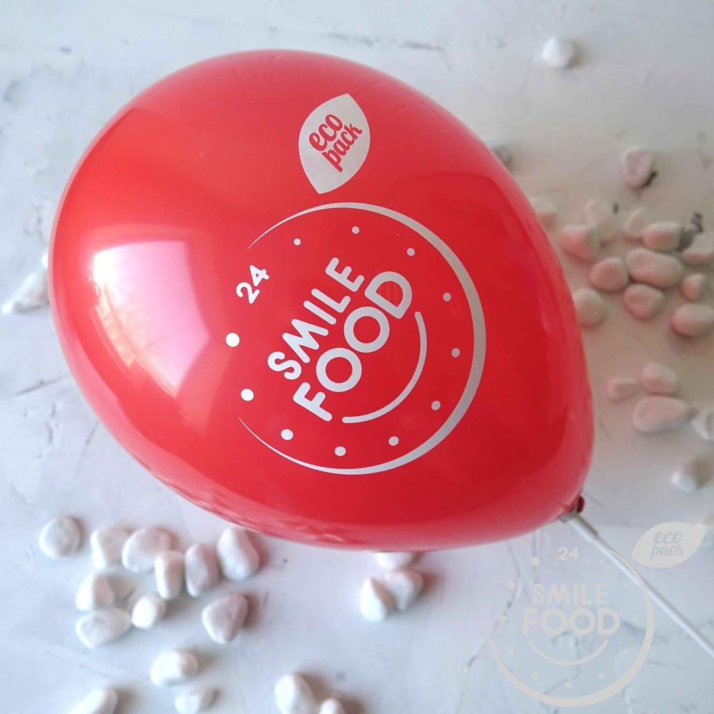 Воздушный шарик «Smile»