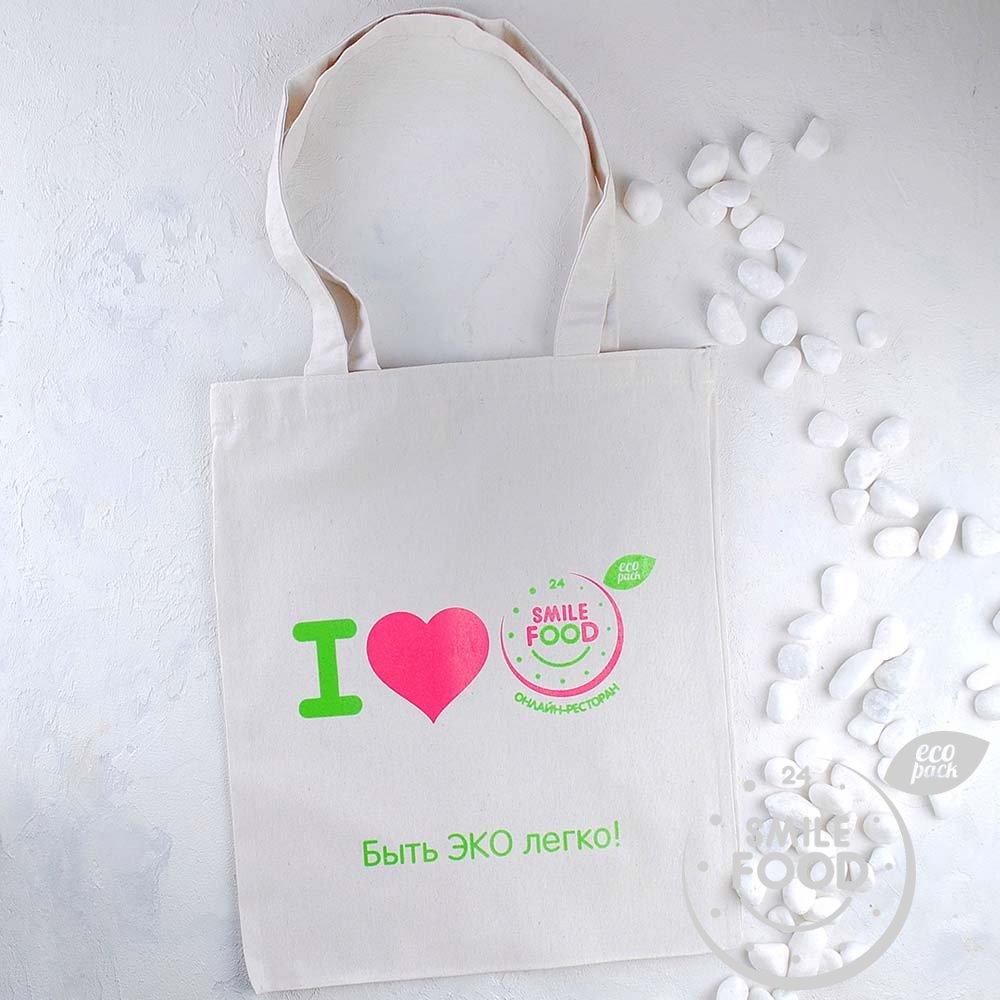 Фирменная ЭКО-сумка