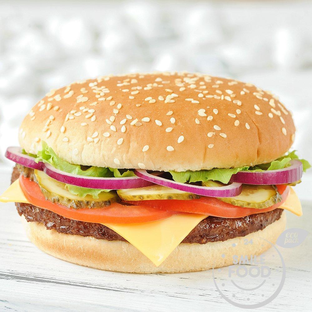 Бургер Свино-Говяжий (XL)