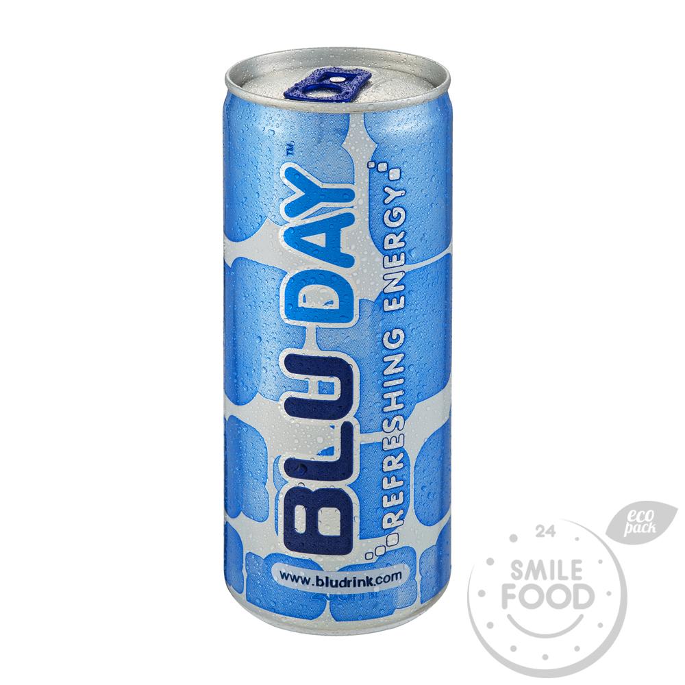 BLU DAY ENERGY DRINK