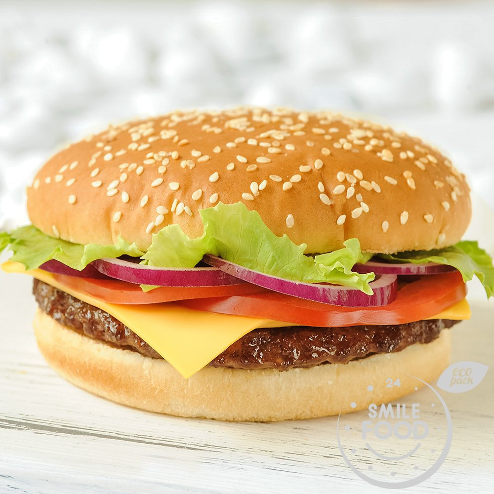 Бургер Говяжий (XL)