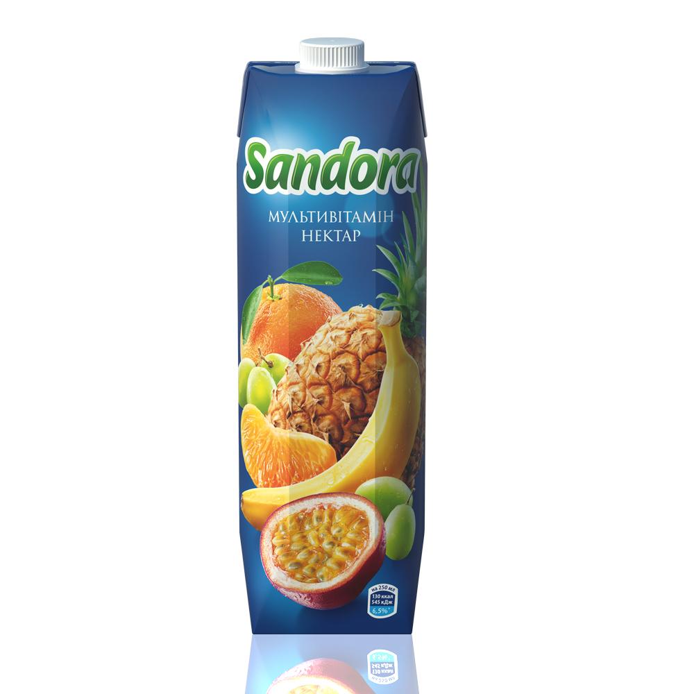 Нектар Sandora Мультивитамин