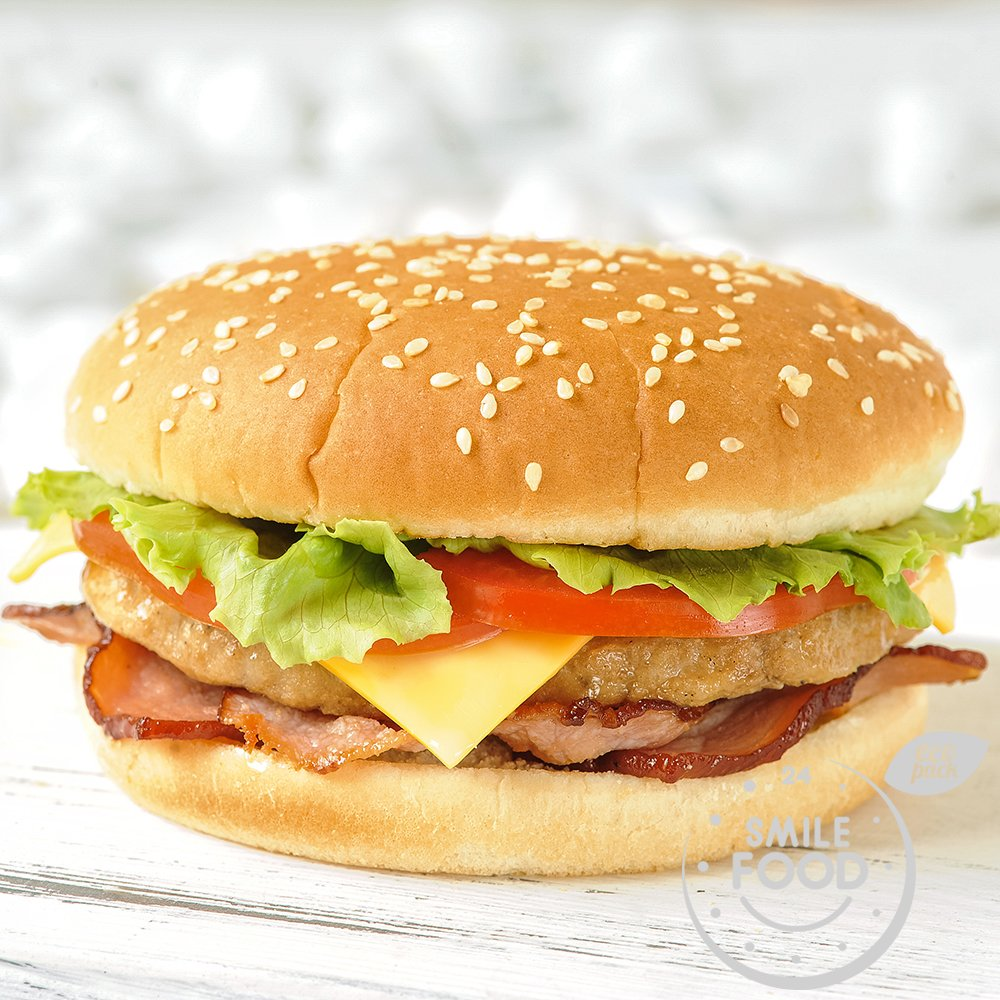 Бургер Куриный (XL)