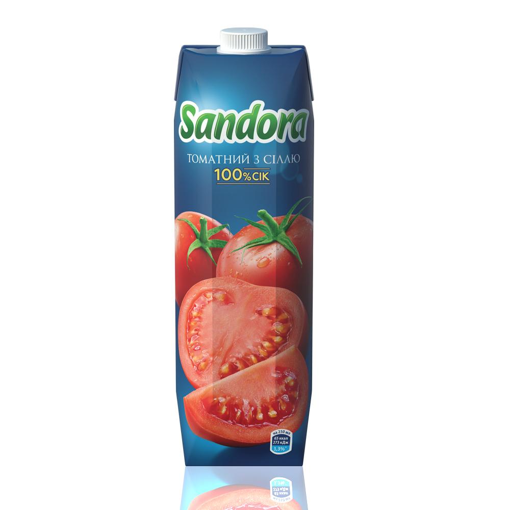 Сок Sandora Томат
