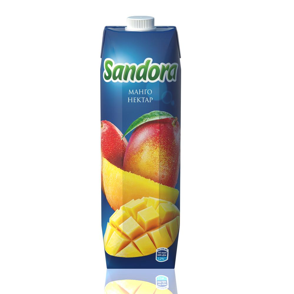 Нектар Sandora Манго