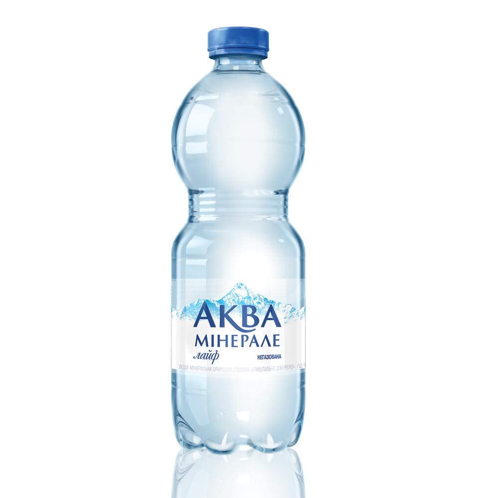 Aqua Minerale Life, б/г