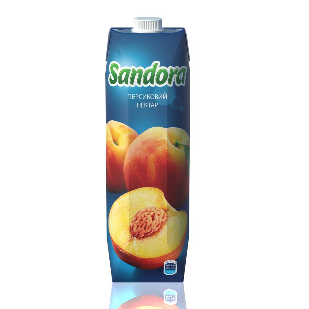 Нектар Sandora Персик